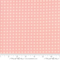 Moda Fabric - Bloomington - Lella Boutique - Posie Pink #5115 15