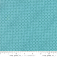 Moda Fabric - Bloomington - Lella Boutique - Teal #5115 16