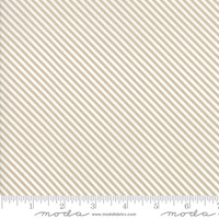 Moda Fabric - Bloomington - Lella Boutique - Taupe #5116 12