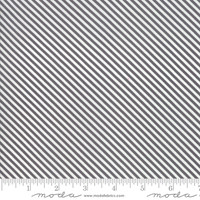 Moda Fabric - Bloomington - Lella Boutique - Charcoal #5116 13