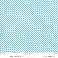 Moda Fabric - Bloomington - Lella Boutique - Teal #5116 15