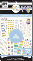 The Happy Planner - Me and My Big Ideas - Value Pack Stickers - Big - Icons Teacher (#737)