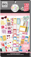 The Happy Planner - Me and My Big Ideas - Value Pack Stickers - Classic - Girl Power (#659)
