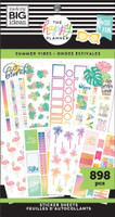 The Happy Planner - Me and My Big Ideas - Value Pack Stickers - Classic - Summer Vibes (#898)