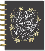 The Happy Planner - Me and My Big Ideas - Classic Happy Planner - Be Your Own Beautiful - 18 Months (Dated, Horizontal)
