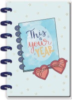 The Happy Planner - Me and My Big Ideas - Mini Happy Planner® - Real Life - 12 Months (Dated, Horizontal)