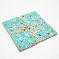 Riley Blake Fabric - Cozy Christmas - Lori Holt - 10 inch Stacker