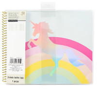 ***IMPERFECT*** Recollections - Unicorn Spiral Sticker Album