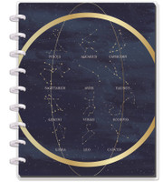 ***IMPERFECT*** The Happy Planner - Me and My Big Ideas - Classic Happy Notes™ - Zodiac Signs (Dotted Line)