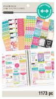 Recollections - Planner Sticker Book - Fitness