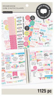 Recollections - Planner Sticker Book - Quotes