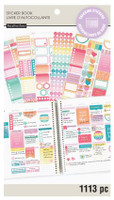 Recollections - Planner Sticker Book - Tracker