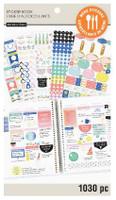Recollections - Planner Sticker Book - Menu