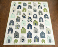 Dwell 2 Quilt Kit - Thimble Blossoms - Bonnie and Camille At Home