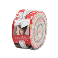 Moda Fabric Precuts Jelly Roll - Holliberry by Corey Yoder