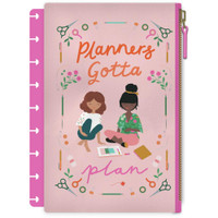The Happy Planner - Me and My Big Ideas - Snap In Pen Case - Squad Goals