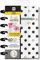 The Happy Planner - Me and My Big Ideas - Mini Happy Notes Kit - Pencil It In (Dotted Line)