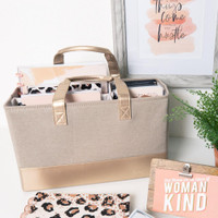 The Happy Planner - Me and My Big Ideas - BIG Planner Storage Tote