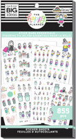 The Happy Planner - Me and My Big Ideas - Value Pack Stickers - Classic - Stick Girls Essentials (#855)