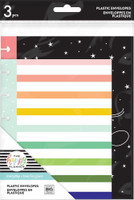 The Happy Planner - Me and My Big Ideas - Snap In Envelopes - Bookish