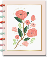 The Happy Planner - Me and My Big Ideas - Classic Happy Notes -Pastel Blooms  (Dotted Line)