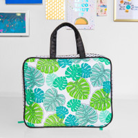 The Happy Planner - Me and My Big Ideas - Storage Case - Monstera