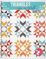 It's Sew Emma - Triangles On A Roll Book