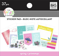 The Happy Planner - Me and My Big Ideas - Tiny Sticker Pad - Spring