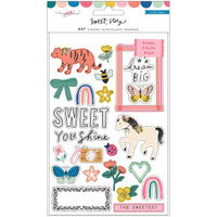 Crate Paper - Maggie Holmes - Sweet Story Sticker Book