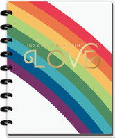 The Happy Planner - Me and My Big Ideas - Classic Happy Notes™ - With Love (Dot Grid)