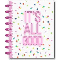 The Happy Planner - Me and My Big Ideas - Classic Happy Notes™ - Sassy Neon (Dot Grid)