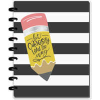 The Happy Planner - Me and My Big Ideas - Classic Happy Notes™ - Curious Pencil (Dotted Line)