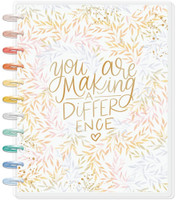 The Happy Planner - Me and My Big Ideas - BIG Teacher Happy Planner - Make a Difference - 12 Months (Dated, Teacher)