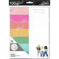 The Happy Planner - Me and My Big Ideas - Classic Block Paper Pad - Squad Goals