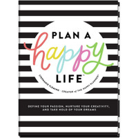 The Happy Planner - Me and My Big Ideas - Happy Planner Book - Plan A Happy Life