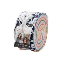 Moda Fabric Precuts Jelly Roll - Shine On by Bonnie & Camille