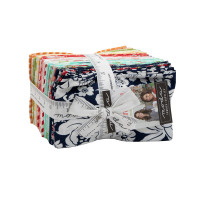 Moda Fabric Precuts - Fat Eighth Bundle - Shine On by Bonnie & Camille