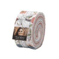 Moda Fabric Precuts Jelly Roll - Folktale by Lella Boutique