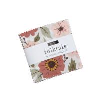 Moda Fabric Precuts - Mini Charm - Folktale by Lella Boutique