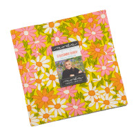 Moda Fabric Precuts Layer Cake - A Blooming Bunch by Maureen McCormick