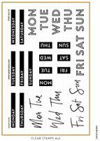 Ink By Jeng - Fun Days Stamp Set