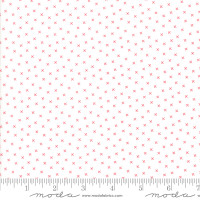 Moda Fabric - Holliberry - Corey Yoder - Snow Scarlet #29096 22
