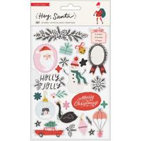 Crate Paper - Hey, Santa Sticker Book - Sticker Book