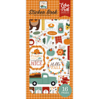 Echo Park Paper Co - Happy Fall - Sticker Book