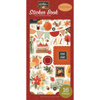 Carta Bella Paper Co - Hello Autumn - Sticker Book