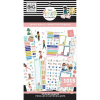 The Happy Planner -  Me and My Big Ideas - Value Sticker Book - Squad Goals 2 (#1015)