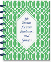 The Happy Planner - Me and My Big Ideas - Classic Happy Notes - Be Your Own Kindness & Grace (Dotted Line)