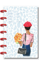 The Happy Planner - Me and My Big Ideas - Mini Happy Notes™ - Rongrong Travel Often (Dot Grid)