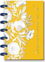 The Happy Planner - Me and My Big Ideas - Mini Happy Note - Floral Line Art (Dot Lined)