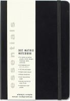Peter Pauper Press - Essentials A5 Dot Grid Notebook
